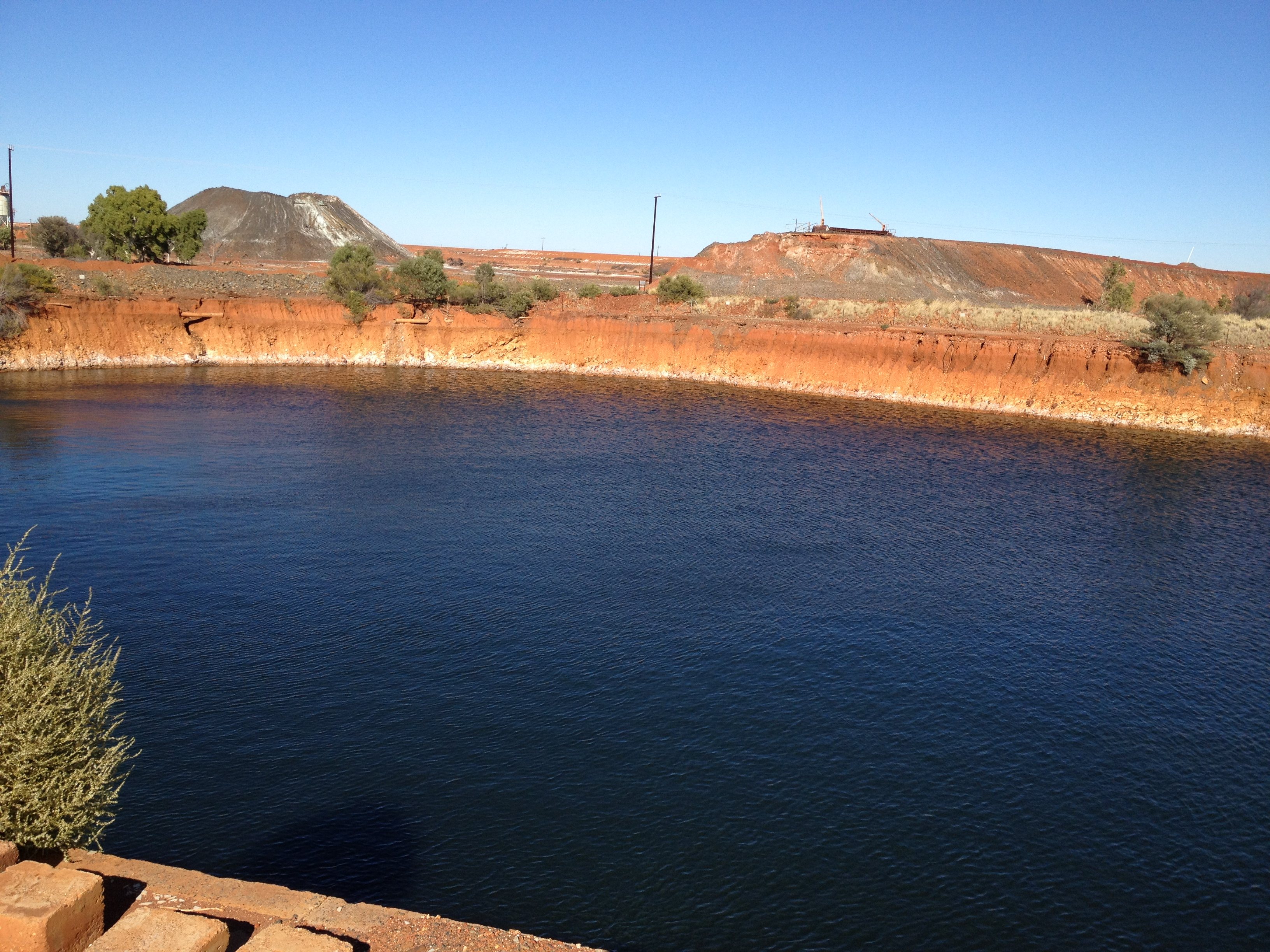 warrego tailings  nt  project
